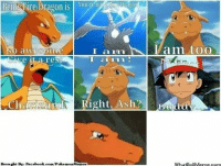 Fire/Dragon http://whatdoumeme.com/meme/yx8w5y: Being lire Dragon is You  re  I arm am too  a WW  me  Crave i  a res  ight  Chariza  Bu  Brought By: Facebook.com/Poke  mon Memes  WhatDoUMeme.com Fire/Dragon http://whatdoumeme.com/meme/yx8w5y