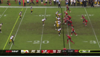 Espn, Memes, and Back: 56  10  201 A little Fitzmagic to get the Bucs back in it.  @MikeEvans13_'s TD pulls TB within 3! #GoBucs  📺: #PITvsTB on ESPN https://t.co/krN8pT1XET