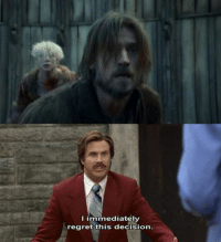 Jaime came to his senses too late. Game of Thrones Memes: immediately  regret this decision. Jaime came to his senses too late. Game of Thrones Memes