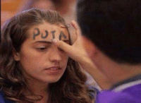When the priest knows you're a hoe and it's Ash Wednesday: When the priest knows you're a hoe and it's Ash Wednesday
