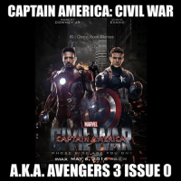 CAPTAIN AMERICA: CIVIL WAR  ROBERT  CHRIS  DOWNEY JR  EVANS  G l Comic Book Memes  IDE ARE YOU ON  A  WHO SE  SI 2016 reoLO 3D  IMAX  A.K.A. AVENGERS 3 ISSUE O Seriously tho I see it more as avengers 3 without Thor.--justiceleaguesupermancaptainamericabatmanwonderwomanarrowtheflashgothamspidermanbatmanvsupermancomicbookmemesjusticeleaguememesavengersavengersmemesageofultrondccomicsdcmemesdccomicsmemesmarvelmarvelcomicsmarvelmemes