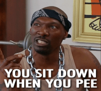 """When my daughter was potty training and said """"I wanna go like Daddy"""": YOU SIT DOWN  WHEN YOU PEE When my daughter was potty training and said """"I wanna go like Daddy"""""""