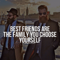 Best Friends Are The Family You Choose Yourself Must Follow