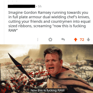 """Chop chop madafaka: 