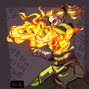 shinyauspistice:  She-Ra-Avatar AU nº03Firebender Adora,,, in Earth Kingdom clothes, of course. I'm pretty proud of that fire. And I actuALLY PUT SOME EFFORT ON THE LINEART THIS TIME: |5hi shinyauspistice:  She-Ra-Avatar AU nº03Firebender Adora,,, in Earth Kingdom clothes, of course. I'm pretty proud of that fire. And I actuALLY PUT SOME EFFORT ON THE LINEART THIS TIME