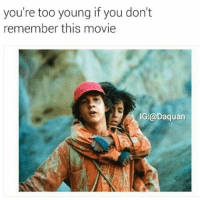 My boys Hector Zeroni and Stanley Yelnats: you're too young if you don't  remember this movie  IG @Daquan My boys Hector Zeroni and Stanley Yelnats