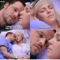 QOTD:] Jo or Izzie? [AOTD:] I like both .. but Izzie a little bit more, sry 🙈😘🙌💕🌠 - - Spread love as thick as you would nutella! 🍫 - followmytwistedsister @greys.heart 💬 - - Wish you all a wonderful Thursday 👋😝 - - H A S H T A G S: ellenpompeo meredithgrey alexkarev mertina greysanatomy memorialhospital morningpost twistedsisters mcdreamy love justinchambers izziestevens izzy drmodel katherineheigl laughing dennyduqette}: (5x19)  I snooched into a  cup for you toda  Thank you  gre y s heart & s and r a  o h  l G QOTD:] Jo or Izzie? [AOTD:] I like both .. but Izzie a little bit more, sry 🙈😘🙌💕🌠 - - Spread love as thick as you would nutella! 🍫 - followmytwistedsister @greys.heart 💬 - - Wish you all a wonderful Thursday 👋😝 - - H A S H T A G S: ellenpompeo meredithgrey alexkarev mertina greysanatomy memorialhospital morningpost twistedsisters mcdreamy love justinchambers izziestevens izzy drmodel katherineheigl laughing dennyduqette}