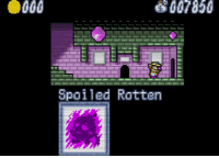 <p>Wholesome Wario Land 4</p>: 6 007830  Spoiled Rottern <p>Wholesome Wario Land 4</p>