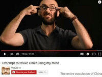 """<p>Vsauce memes making a comeback! INVEST NOW via /r/MemeEconomy <a href=""""http://ift.tt/2pQDvm7"""">http://ift.tt/2pQDvm7</a></p>: 6  19:55/21:04  I attempt to revive Hitler using my mind  Vsauce  D Give me your firstborn  10,8807m  0,880,791  The entire population of China <p>Vsauce memes making a comeback! INVEST NOW via /r/MemeEconomy <a href=""""http://ift.tt/2pQDvm7"""">http://ift.tt/2pQDvm7</a></p>"""