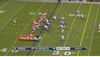 Memes, Vikings, and 🤖: 6  2nd&9  VIKINGS  27BRONCOS14 3rd 3:34  402nd & 9 Just like Uncle @JimKelly1212. Check out this @Chadkelly_6 touchdown toss!  📺: @nflnetwork #MINvsDEN https://t.co/5tXD91zcei