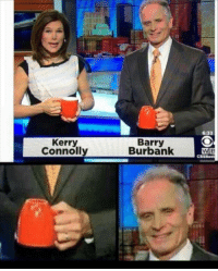 Meirl: 6:33  Kerry  Connolly  Barry  Burbank  CBSBost Meirl
