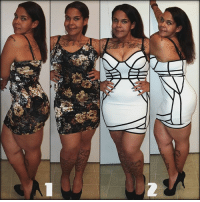 Alright my Warriors so I definitely sweat it out my wonderful flat iron after my hike but I can always redo that next weekend. 😧😂😂 ▪ Which one of these dresses do you guys like more❔❓❔ ▪ Thinking about going on a girls night out before my surgery. Lord knows I need a little fun and attention 🤔🤗🙌💯😘 I definitely am insecure when it comes to dresses that don't have sleeves because of the skin I have on my breast and upper sides but thankfully in less than 25 days I will have that removed so I figure why the hell not??? I felt really sexy in these dresses and they were on sale haha💪💪💪🙌🙌🙌 Remember my Warriors become your biggest supporter, your biggest fan, and on your days when you feel the most unattractive or the most worthless remember how truly incredible you are🤗💯💯 Love you guys💜💖💚 @unendingbattle ⚋⚋⚋⚋⚋⚋ For those who are new to my journey I used to weigh almost 500lbs. I followed @weightwatchers for four years and added fitness to my daily life and lost almost 300lbs. Now I'm addicted. For more on my journey please check out my page @unendingbattle ⚋⚋⚋⚋⚋⚋ ⚠Anyone interested in donating to my Excess skin removal surgery (April 12 2017) ➡http:-www.gofundme.com-unendingbattle ⚋⚋⚋⚋⚋⚋ extremeweightloss fundraiser weightlosstransformation weightloss transformation inspire bodypositivefitness inspiration yoga keepgoing nevergiveup losingweight fitness excessskin plasticsurgery girlswholift strongoverskinny strength yogi yogiintraining selfie tattedup: 6 Alright my Warriors so I definitely sweat it out my wonderful flat iron after my hike but I can always redo that next weekend. 😧😂😂 ▪ Which one of these dresses do you guys like more❔❓❔ ▪ Thinking about going on a girls night out before my surgery. Lord knows I need a little fun and attention 🤔🤗🙌💯😘 I definitely am insecure when it comes to dresses that don't have sleeves because of the skin I have on my breast and upper sides but thankfully in less than 25 days I will have that removed so I figure why the hell not??? I felt really sexy in these dresses and they were on sale haha💪💪💪🙌🙌🙌 Remember my Warriors become your biggest supporter, your biggest fan, and on your days when you feel the most unattractive or the most worthless remember how truly incredible you are🤗💯💯 Love you guys💜💖💚 @unendingbattle ⚋⚋⚋⚋⚋⚋ For those who are new to my journey I used to weigh almost 500lbs. I followed @weightwatchers for four years and added fitness to my daily life and lost almost 300lbs. Now I'm addicted. For more on my journey please check out my page @unendingbattle ⚋⚋⚋⚋⚋⚋ ⚠Anyone interested in donating to my Excess skin removal surgery (April 12 2017) ➡http:-www.gofundme.com-unendingbattle ⚋⚋⚋⚋⚋⚋ extremeweightloss fundraiser weightlosstransformation weightloss transformation inspire bodypositivefitness inspiration yoga keepgoing nevergiveup losingweight fitness excessskin plasticsurgery girlswholift strongoverskinny strength yogi yogiintraining selfie tattedup