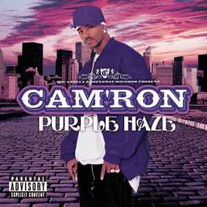 Tumblr, Blog, and History: 6  CAMRON  PARENTA L  ADVISORY  EXPLICIT CONTENT ! todayinhiphophistory:  Today in Hip Hip History:Cam'ron released his fourth album Purple Haze December 7, 2004