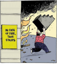 Fire, Case, and Paa: 6  IN CASE  OF FIRE,  TAKE  STAIRS  o (PAA