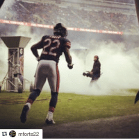 Matt Forte announces he won't return to the Bears next season. ・・・ Despite my wishes, my days as a member of the Chicago Bears have sadly come to an end. I was informed earlier this week from the GM that they will not be attempting to re-sign me in free agency. I will remain forever grateful for my time spent in Chicago and being able to play for an organization with such a rich history. My only regret is not being able to win a Lombardi trophy for the best fans in all of sports. I'm excited about the next chapter of my NFL career. But, Chicago will always be home. God Bless and Bear Down!: 6 mforte 22 Matt Forte announces he won't return to the Bears next season. ・・・ Despite my wishes, my days as a member of the Chicago Bears have sadly come to an end. I was informed earlier this week from the GM that they will not be attempting to re-sign me in free agency. I will remain forever grateful for my time spent in Chicago and being able to play for an organization with such a rich history. My only regret is not being able to win a Lombardi trophy for the best fans in all of sports. I'm excited about the next chapter of my NFL career. But, Chicago will always be home. God Bless and Bear Down!