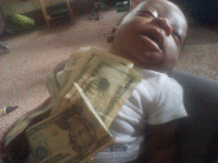 """Birthday, Funny Jokes, and Little Kid Captions: OMKS Faithful Papi  @TheRealYoungZel  Nigga check his pulse...  RT""""@iH8TVVitterHoes: It's my lil bro birthday lol he just got a Check 💵💵💵'' Nigga check his pulse... RT""""@iH8TvvitterHoes: It's my lil bro birthday lol he just got a check 💵💵💵"""""""