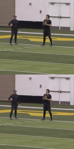 62 yards. Flat-footed.  Justin Herbert showed off his arm at @OregonFootball Pro Day 💪 https://t.co/0k8CTlRnDe: 62 yards. Flat-footed.  Justin Herbert showed off his arm at @OregonFootball Pro Day 💪 https://t.co/0k8CTlRnDe