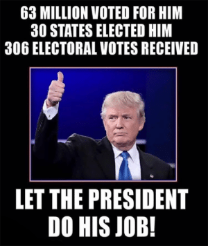 """""""We The People"""" want President Trump to be able to do his job!  There Is PANIC In The Diabetes Industry! Big Pharma executives can't believe their eyes. SEE WHY CLICK HERE ►► http://u-read.org/no-diabetes: 63 MILLION VOTED FOR HIM  30 STATES ELECTED HIM  306 ELECTORAL VOTES RECEIVED  LET THE PRESIDENT  DO HIS JOB! """"We The People"""" want President Trump to be able to do his job!  There Is PANIC In The Diabetes Industry! Big Pharma executives can't believe their eyes. SEE WHY CLICK HERE ►► http://u-read.org/no-diabetes"""
