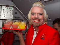 Richard Branson... Enough said.: © ーーーーーー  0.0 Richard Branson... Enough said.