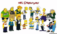 NFL Stereotypes: The Simpsons Version Like Us NFL Memes!: NFL SreReoty es  The AndrewBlog.net NFL Stereotypes: The Simpsons Version Like Us NFL Memes!