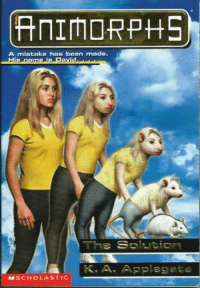 When the judge says you can do up to 15 years: When the judge says you can do up to 15 years  ANIMORPHS  A mistake has been made.  His name is David... When the judge says you can do up to 15 years