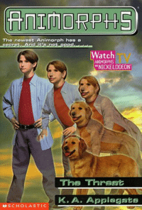 When you convince her you're not like the others, but she still won't let you smash: When you convince her you're not like the others, but she still won't let you smash   ANIMORPHS  The newest Animorph has a secret. And it's not good... When you convince her you're not like the others, but she still won't let you smash