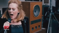 Adele singing her new song 'When We Were Young'... I'm speechless: SNEAK PEEK Adele singing her new song 'When We Were Young'... I'm speechless