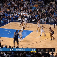"""Dunk, Memes, and Wshh: 67 MAVERICKS  58 2nd Qtr :33.6 17  RS  BONUS """" DennisSmithJr. gets past StephCurry for the mean dunk and then hits a 3 in his face on the next possession."""" 😳👀👌 @houseofhighlights WSHH"""