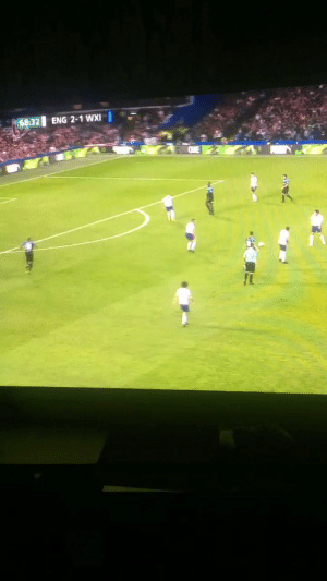 Didier Drogba's reaction to Jamie Carraghers goal-line save is just incredible... https://t.co/aaDgf3zFN1: 68:32  ENG 2-1 WXI Didier Drogba's reaction to Jamie Carraghers goal-line save is just incredible... https://t.co/aaDgf3zFN1