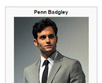 """What's your name, son?""-""Uhhhh..."" [looks at cop's shirt pocket]: ""What's your name, son?"" ""Uhhhh..."" [looks at cop's shirt pocket] ""Penn Badgley ""What's your name, son?""-""Uhhhh..."" [looks at cop's shirt pocket]"
