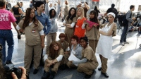 Outstanding Orange Is The New Black cosplay: AFF  15 Outstanding Orange Is The New Black cosplay