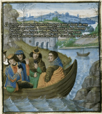 My latest masterpiece: TIm on a boat motherfucker just take a look at me  Floatin on a boat browsing Classical Art Memes  Busting five knots, wind whipping off my coat  You can't stop me motherfucker cause I'm on a boat P My latest masterpiece