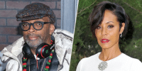 Academy Awards, Funny, and Jada Pinkett Smith: 疏  o Spike Lee and Jada Pinkett Smith announce boycott of this year's Academy Awards due to lack of minority recognition