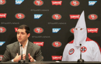 @Faux NF network  @FauxNFLnetwork  FauxNFLnetwork  SAP  FauxNFLnetwork 49ers Press Conference:-CEO Jed York formally introduces Chip Kelly as teams new head coach.