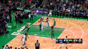 RT @ClutchPointsApp: BRUH all FIVE Celtics are near the rim and they're still not stopping Embiid! 👀 https://t.co/ZJhAlIpyGJ: 69  TSTOSOS  @celtics  n cC EELL  CELT CS.C OM  HIGACE  DING  nig  DGAP  ப்  BONUS  PHI  54 BOS 59  TNT  2ND  16.8  15  10  MBATY RT @ClutchPointsApp: BRUH all FIVE Celtics are near the rim and they're still not stopping Embiid! 👀 https://t.co/ZJhAlIpyGJ