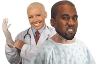 Amber Rose, Ass, and Ex's: @kanyewest  Exes can be mad but just know I never let them play with my ass… I don't do that… I stay away from that area all together   @JSize_  @kanyewest @kanyewest