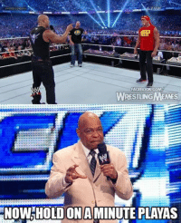 Celtic, Facebook, and Ups: FACEBOOK COMMA  WRESTLINGMEMES  OLDONA  MINUTE PLAYAS Teddy should have had his Wrestlemania moment. HOGAN AND AUSTIN, YOU GONNA TEAM UP TO TAKE ON DA ROCK AND HIS PARTNER... DA CELTIC WARRIA, SHEAMUS! HOLLA!