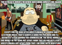 watch wrestling