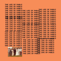 """""""You look me in the eye and tell me Kanye didn't make his new album art using Kid Pix   THE LIFE OF PABLO  THE LIFE OF PABLO  THE LIFE OF PABLO  THE LIFE OF PABLO  THE LIFE OF PABLO  THE LIFE OF PABLO  THE LIFE OF PABLO You look me in the eye and tell me Kanye didn't make his new album art using Kid Pix"""