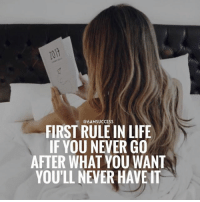 Adele, Beyonce, and Friends: 6AMSUCCESS  FIRST RULE IN LIFE  IF YOU NEVER GO  AFTER WHAT YOU WANT  YOU'LL NEVER HAVE T Tag your friends 👇🏼 6amsuccess Go get it ➖➖➖➖➖➖➖➖➖➖➖➖➖➖➖➖➖➖ @leomessi @kimkardashian @jlo @adele @ddlovato @katyperry @danbilzerian @kevinhart4real @thenotoriousmma @justintimberlake @taylorswift @beyonce @davidbeckham @selenagomez @therock @thegoodquote @instagram @champagnepapi @cristiano