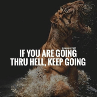 Adele, Beyonce, and Friends: @6AMSUCCESS  IF YOU ARE GOING  THRU HELL, KEEP GOING Tag your friends 6amsuccess Never give up ➖➖➖➖➖➖➖➖➖➖➖➖➖➖➖➖➖➖ @leomessi @kimkardashian @jlo @adele @ddlovato @katyperry @danbilzerian @kevinhart4real @thenotoriousmma @justintimberlake @taylorswift @beyonce @davidbeckham @selenagomez @therock @thegoodquote @instagram @champagnepapi @cristiano