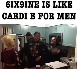 yeezytaughtme777:  gucci-flipflops:  the dudley boys 3d at the end bruh  Lol lol   she took his hat off lmao women go nuts wen cardi come on: 6IX9INE IS LIKE  CARDI B FOR MEN yeezytaughtme777:  gucci-flipflops:  the dudley boys 3d at the end bruh  Lol lol   she took his hat off lmao women go nuts wen cardi come on