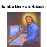 And I only called my dad an idiot three times!: Howl feel after helping my parents with technology And I only called my dad an idiot three times!