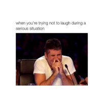Girl Memes, Situations, and Yours: when you're trying not to laugh during a  serious situation :)