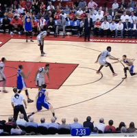 Basketball, Golden State Warriors, and Sports: 7:33 Off balance one-footed jumper. Sheesh. Dirk