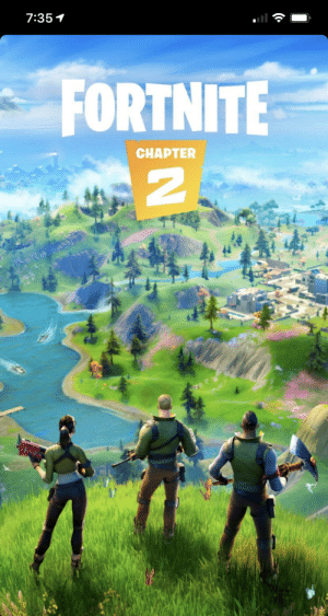 God, Love, and Reddit: 7:35  FORTNITE  CHAPTER For the love of god, please no.
