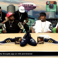 """Android, Migos, and Snoop: 7 DAYS OF FUNK  ON ITUNES NOW  he Snoopify app on iOS and Android """"Snoop dogg doesnt like migos"""" 😂😂😭😭 fallsboii westfesttv ggn"""