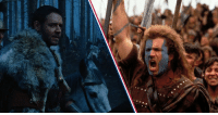 Cinema, Battle, and Inspirational: 7 of the most inspirational pre-battle speeches in cinema.
