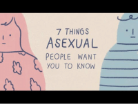 Tumblr, youtube.com, and Asexual: 7 THINGS  ASEXUAL  PEOPLE WANT  YOU TO KNOW yournameisshit:  dailypsychologyfacts: 7 Things Asexual People Want You To Understand | psych2go x Nida   This was very enlightening. as someone who has admittedly not researched asexuality much, it's important to recognize that like all sexualities it is a spectrum and not a box.