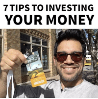 Bill Gates, Charlie, and Click: 7 TIPS TO INVESTING  YOUR MONEY Comment with your best investment tip..⭐️🔥(Check the full video with all 7 tips at tailopez.com-billion or click link in my bio). I was just at the Berkshire Hathaway annual meeting learning from billionaires Warren Buffett, Charlie Munger, and Bill Gates about the newest trends in investing. You have to know how to make your money work for you or you'll always just be working for money like a salary slave… Comment with your best investment tip..